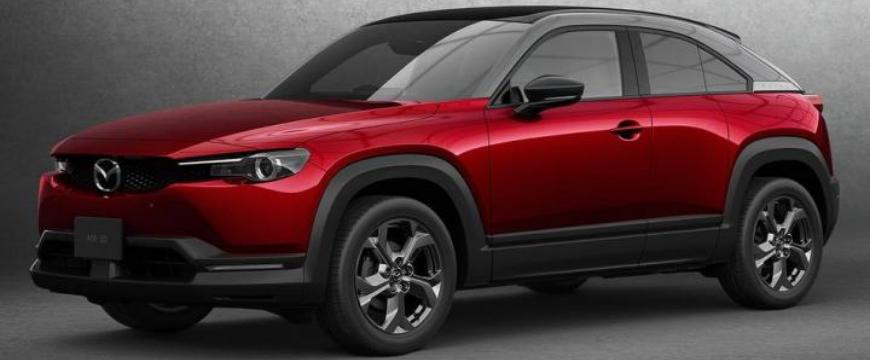 Mazda anuncia nuevos híbridos, eléctricos y nueva plataforma